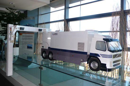 集装箱X光机